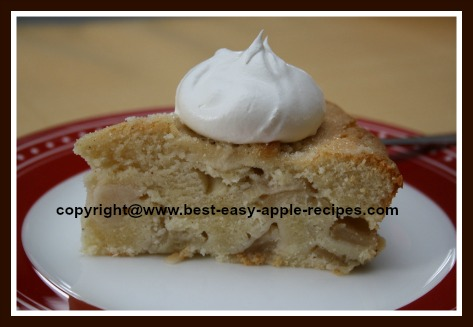 Apple Yogurt Cake Recipe