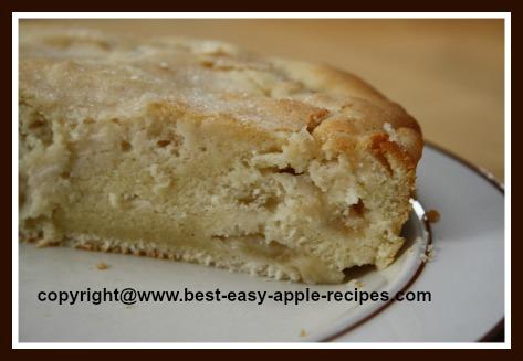 Recipe Apple Cake