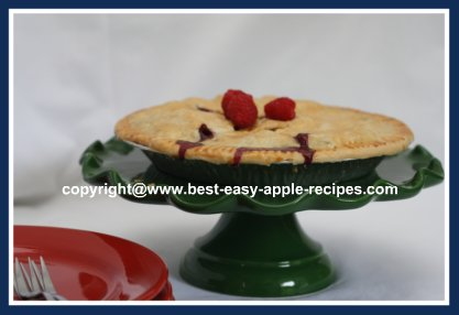 Easy Apple Berry Pie Recipe