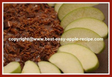 Best Apple Dip with Cream Cheese Skor Caramel