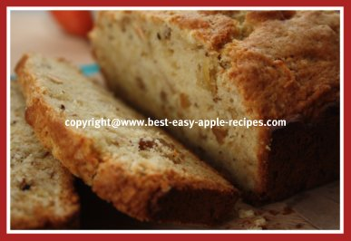 Easy Apple Loaf Recipe