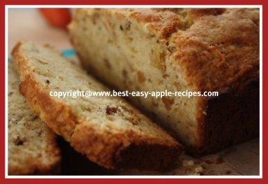 Easy Apple Loaf Recipe