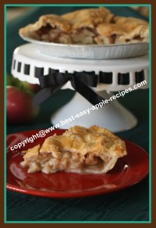 Easiest Apple Pie Recipe Ever