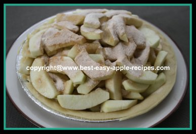 How To Make Easiest Apple Pie Ever