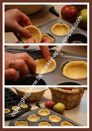 How To Make Apple Tarts/Apple Tart Recipe