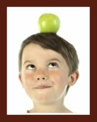 Healthy Apple Snack Kids