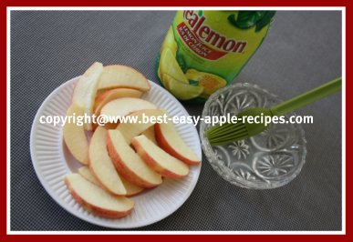 Prevent Apples from Turning Brown How to