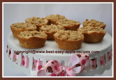 Home Baked Apple Tarts