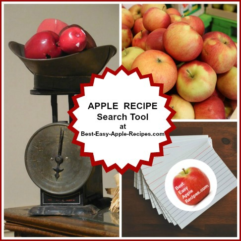 Searching for Apple Recipes