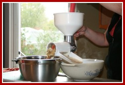 How to Make Applesauce Using Victorio Strainer