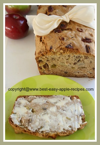 Best Homemade Rhubarb Apple Bread Recipe