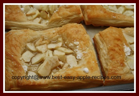 Apple Puff Pastry Recipes