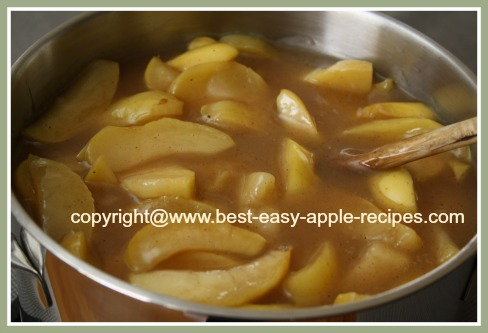 Stewed Apple Recipe - How to Make Stewed Apples