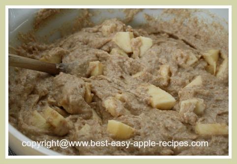 Make Whole Wheat Muffins