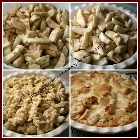 Making / How to Make an Easy Apple Cobbler Dessert Recipe