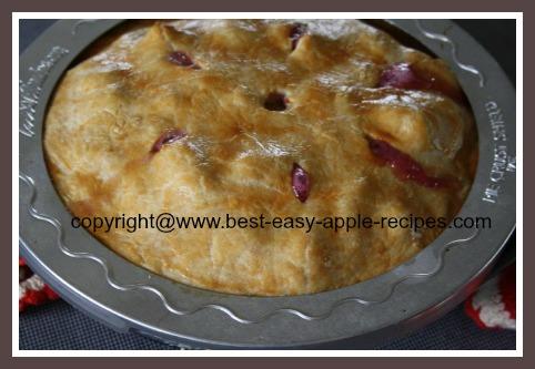 Mrs. Andersons Baking Pie Crust Shield