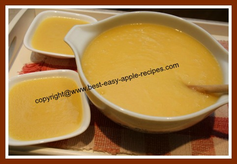 Peach Applesauce Recipe