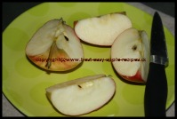 How to Peel an Apple / Apple Peeling