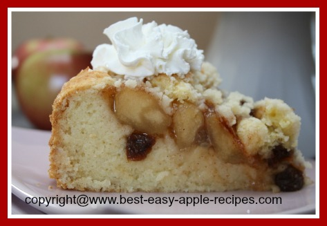 Recipe Using Apple Pie Filling