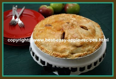 Picture of Easiest Apple Pie Recipe Ever