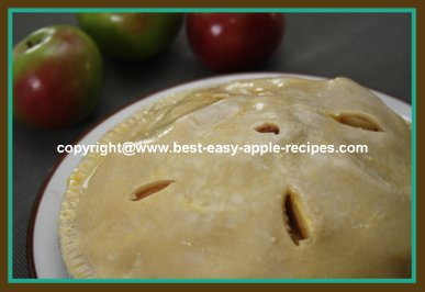 Easy Apple Pie How to make