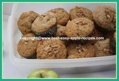 Healthy Muffins with Oat Bran