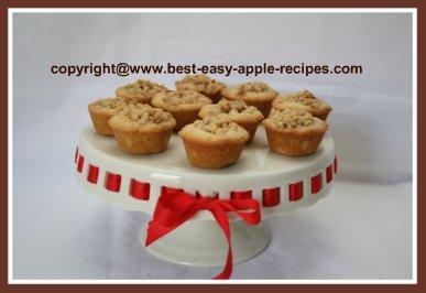 How To Make Mini Fruit Tarts Apple Tart Recipes