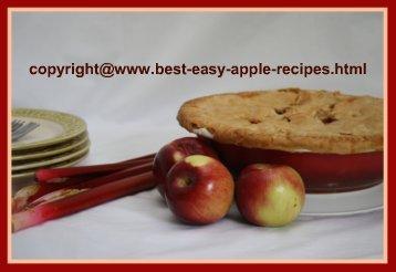 Picture of Apple Rhubarb Pie Recipe