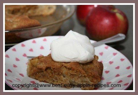 Easiest Apple Dessert Recipe Ever