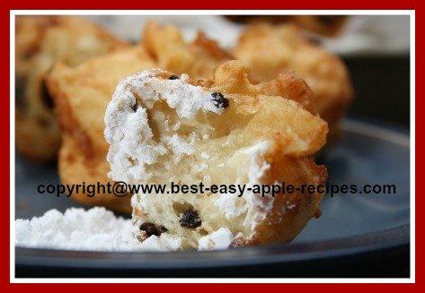 Apple Fritters BEST Oliebollen Recipe Ever