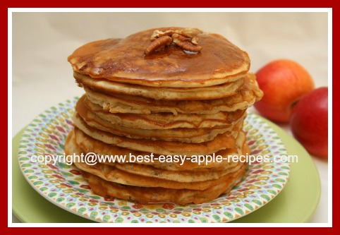 Best Apple Pancake Recipe