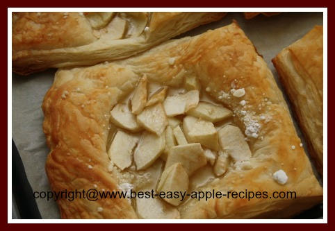 Easy Puff Pastry Recipe with Purchased Puff Pastry - Tenderflake