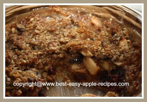 Gluten Free Apple Recipe