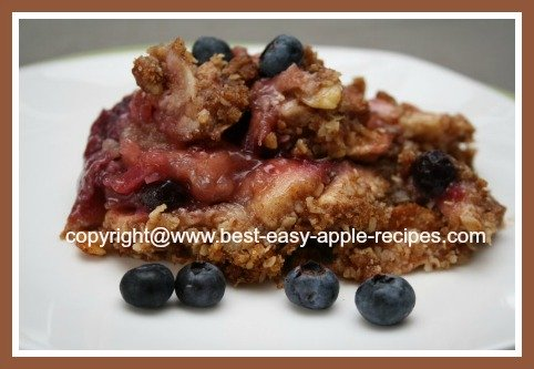 Gluten Free Recipes with Apples