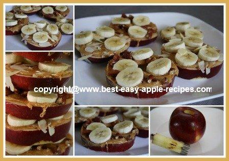 Healthy Apple Snack Idea for Kids