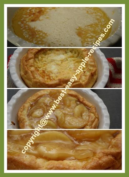 How to Make a Puff Pancake