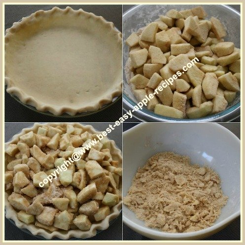 How to Make Dutch Apple Pie