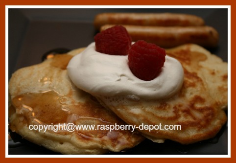 Easy Recipe for Pancakes with Apples