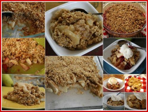 Recipes for Apple Crisp Dessert Ideas